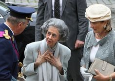 Queen Paola, July 21, 2008