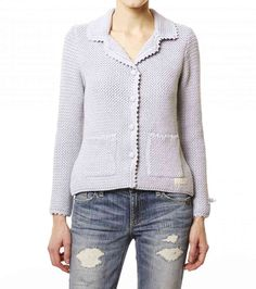Enjoy jacket (light grey) from Odd Molly