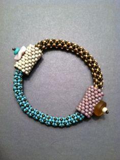 Tamara Scott inspired bracelet. Beth Stone