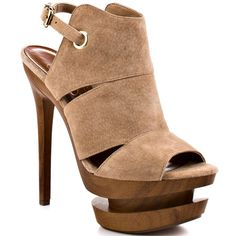 jessica simpson... I like these especially the color but I wonder how they would look on my feet... Cute