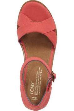 Alternate Image 5  - TOMS Harper Platform Sandal (Women)