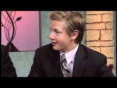The Browns - Michaela, Adam, Andrew Interview - TV45 @michaelabrown