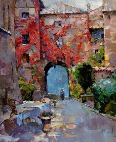 Alexi Zaitsev, 1959 ~ Impressionist painter   Tutt'Art@   Pittura * Scultura * Poesia * Musica  
