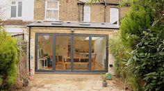 KITCHEN EXTENSION IN RICHMOND BOROUGH (SOUTH WEST LONDON) / House Extensions / Portfolio / DPS Ltd.