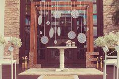 casamento decoração rústico wedding rustic diy vintage cool wood letters lace lights