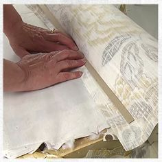 Tack strips are the secret to clean, crisp lines in upholstery projects. This is a handy guide on how to use them. ***Tack strips check these out. Furniture Reupholstery, Do It Yourself Furniture, Reupholster Furniture, Furniture Repair, Upholstered Furniture, Furniture Projects, Furniture Makeover, Coaster Furniture, Funky Furniture