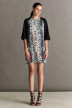 Cooper St   E-Boutique   FELINE SHIFT DRESS