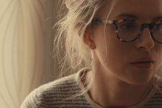 """Brit Marling in Michael Pitt in """"I Origins"""" (Mike Cahill, 2014)."""