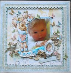 Layout: Baby Donovan