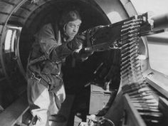 During his first mission,  May 1, 1943 Staff Sergeant Smith, in the ball gun turret, helped save the lives of six of his comrades, put out a blazing fire, and drove off wave after wave of Germans. In between helping his comrades, Smith also manned the .50 caliber  guns and fought the raging fire. For 90 minutes, Smith alternated. Smith finally managed to put the fire out, in part by urinating on it. His bomber reached England, where it broke in half. It was hit by more than 3,500 bullets and…