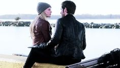 """Emma and Hook - 4 *20 """"Mother"""" #CaptainSwan"""