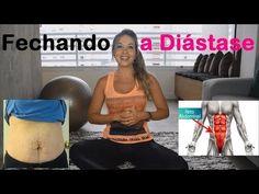 Diastase Abdominal, o Exercicio de Pilates melhora a Diastase Abdominal - YouTube Diástase Abdominal, Tabata, Zumba, Personal Trainer, Youtube, Yoga Fitness, Health, Workout Abs, Giza