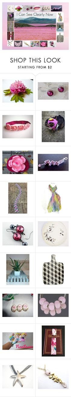 I Can See Clearly Now: Handmade Gift Ideas by paulinemcewen on Polyvore featuring CENA, rustic, vintage and country