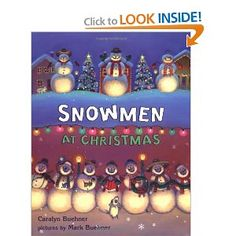 What wouldyour snowman do at night while you are asleep? Do they enjoy Christmas as much as we do?   Here are two writing prompts to use with your class after you read the book!