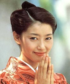 "Masako Natsume, who played the boy priest Tripitaka in the 1980's TV series ""Monkey Magic."""