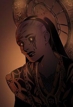 Resident Evil Franchise, Queen Ravenna, Resident Evil Anime, Dark Fantasy Art, Game Art, Design Art, Horror, Cartoon, Daydream