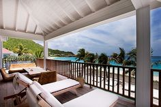 . . . thinking dry toast and cold coffee would be absolutely delightful on this lovely ocean front deck . . .
