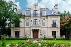 A FRENCH MASTERPIECE | LUXURY HOMES