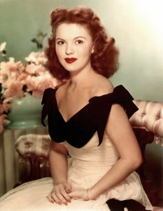Shirley Temple  Black, distantly related through  Bliss and Hulins great grandparents.