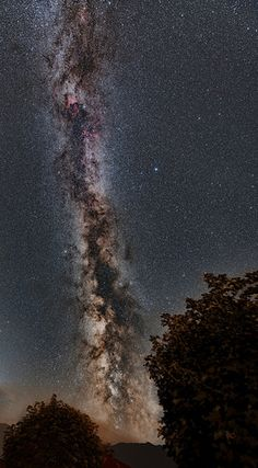 Milky Way Austria - reprocessed | by Andre vd Hoeven