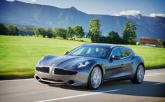 So, These are the Future Cars Fisker SArf-1