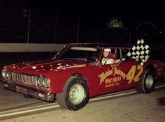 Bunkie Blackburn LMS NASCAR 64 Chevelle