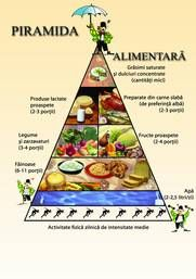 The Romanian food guide. Reproduced with permission. Menu Dieta, Romanian Food, Food Pyramid, High Cholesterol, Natural Medicine, Yoga, Eating Well, Healthy Weight, Keto