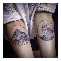 | 35 Tattoos, die eure Wanderlust perfekt bekunden | POPSUGAR Deutschland Photo 18