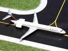 73.58$  Watch now - http://alika4.shopchina.info/go.php?t=32597124138 - GeminiJets GJDAL1344 America MD-90 N902DA 1:400 Delta commercial jetliners plane model hobby  #magazine