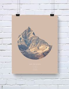 Save the Planet - Save the planet series - 10% of profits go to WWF - size A3 (29,7 x 42 cm)