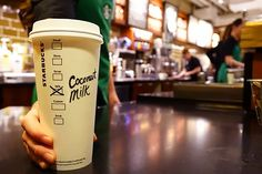 Starbucks' new dairy-free milk option may actually be good for the environment. Huzzah!