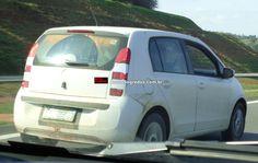 Confirmado! Volkswagen up! terá câmbio I-Motion acoplado ao motor 1.0