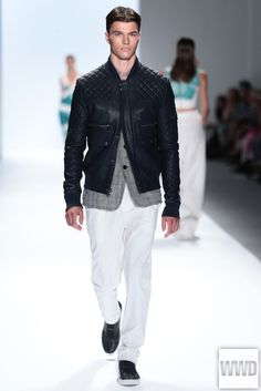 Richard Chai Men's RTW Spring 2014