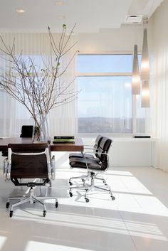 Modern Office Meeting Design - Office Meeting Design can make your employees more innovation and more comfortable in the work.