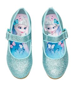 Glittery Dress-up Shoes - Turquoise/Frozen - Kids Little Girl Toys, Baby Girl Toys, Toys For Girls, Little Girls, Girls Shoes, Baby Shoes, Kid Shoes, Frozen Shoes, Frozen Kids