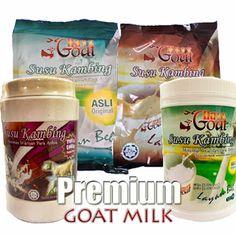 Peminat Produk Halalan Toyyibah: Gastrik,..Premium Hayy Goat mampu atasinya