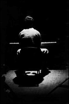 Dave Brubeck, New York, 1954