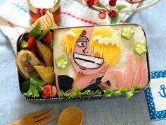 Sanji sandwich bento