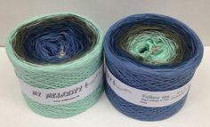 Wolltraum yarn...beautiful