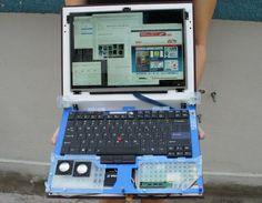 Building an Open Source Laptop, by Bunnie Huang (Makezine.com 01/08/2014).