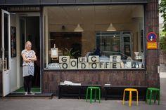 Hanna of Good Life Coffee