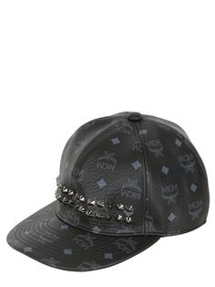 83ce1234247 MCM Studded Baseball Hat http   www.shopstyle.com action