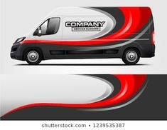 Van Wrap design for company, decal, wrap, and sticker. Car Stickers, Car Decals, Ducato Camper, Truck Lettering, Vehicle Signage, Coffee Van, Transit Custom, Audi S6, Van Wrap