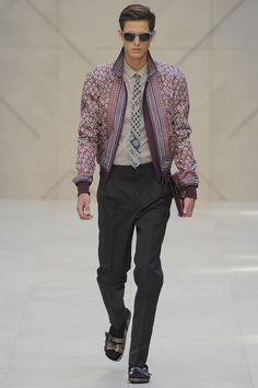 Burberry Spring-Summer 2013