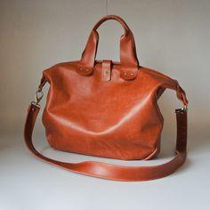 Everyday Traveler Bag by Rib & Hull.