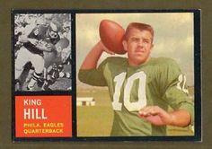 King Hill card