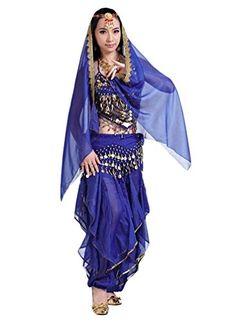 *werbung | Ein Kostüm wie aus tausend und einer Nacht. Sexy Bauchtänzerin - Kostüm für Damen. Mit diesem orientalischen Kostüm sind Sie das Highlight auf jeder Karnevalsparty,,,