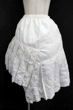 gouk / pleated skirt Asymmetric switching (Gowk) 2,200 yen