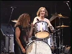 Jimmy Page & Robert Plant - Rock and Roll (Tokyo, 1996) - YouTube
