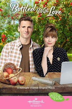 """Its a Wonderful Movie - Your Guide to Family and Christmas Movies on TV: Bottled with Love - a Hallmark Channel """"Spring Fever"""" Movie starring Bethany Joy Lenz & Andrew Walker 2019 Family Christmas Movies, Hallmark Christmas Movies, Hallmark Movies, Family Movies, Bethany Joy Lenz, Películas Hallmark, Hallmark Channel, Love Movie, Movie Tv"""